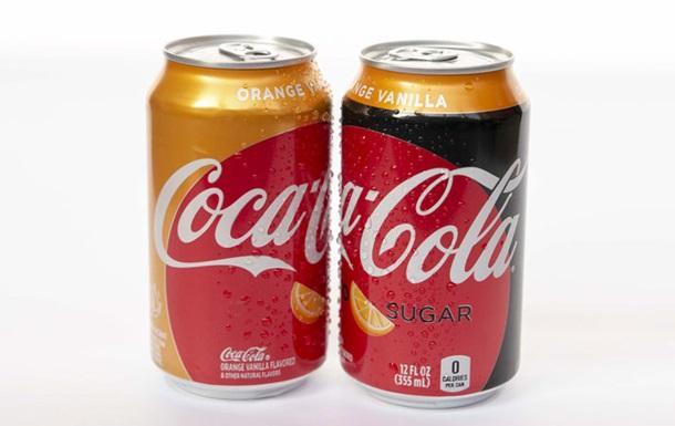 Coca-Cola запускає напій із новим смаком