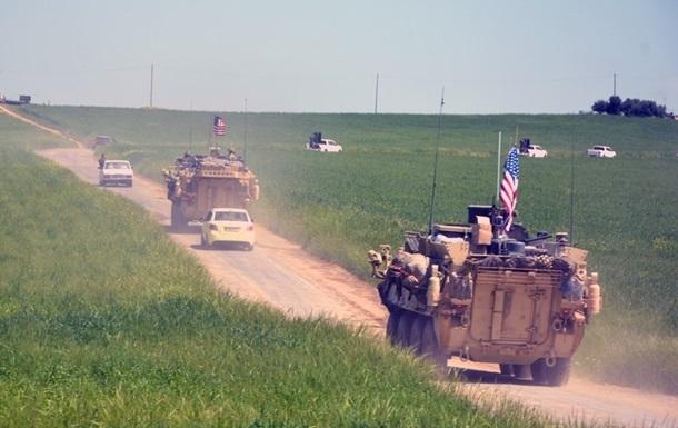 Пентагон вывозит из Сирии военную технику
