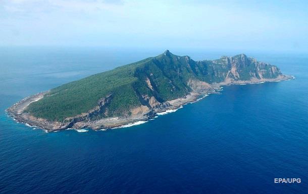 Япония обвинила Китай во вторжении в ее воды