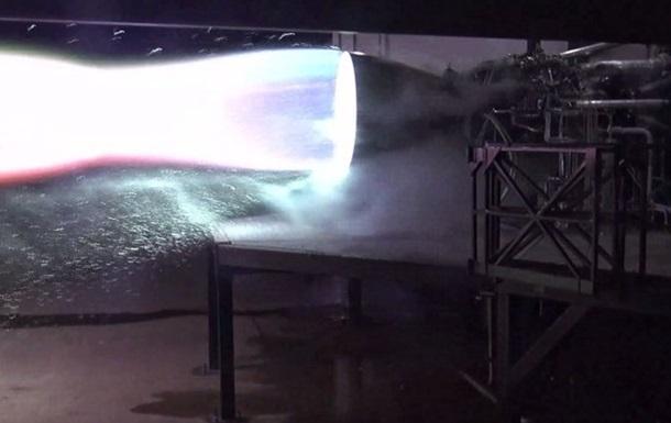 Маск назвав перевагу двигуна SpaceX над російським РД-180