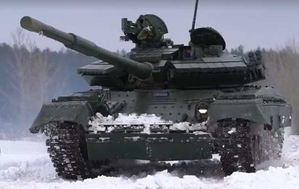 Для ВСУ модернизировали более сотни танков Т-64