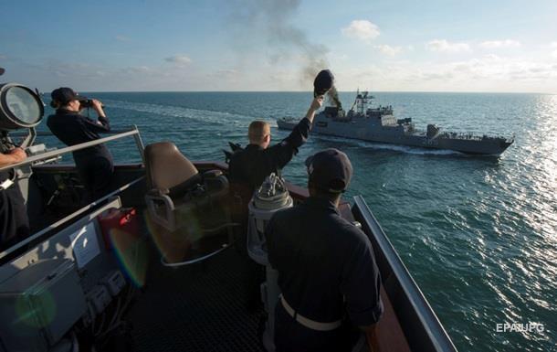 Украина и США проведут учения в Черном море