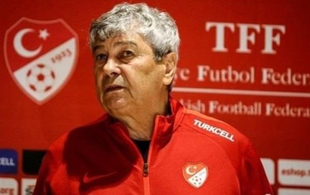 Официально: Луческу покинул пост главного тренера сборной Турции