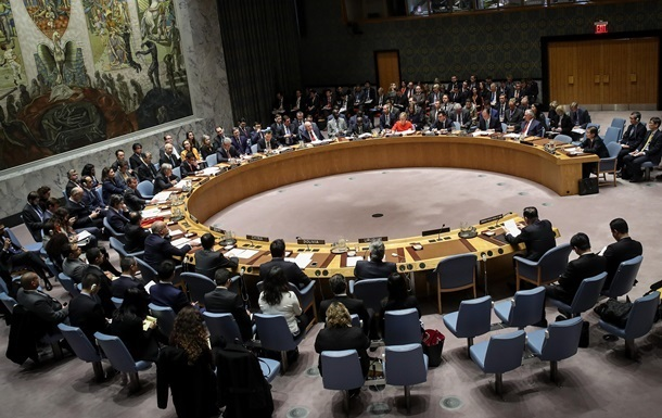 Росія скликає Радбез ООН по Україні