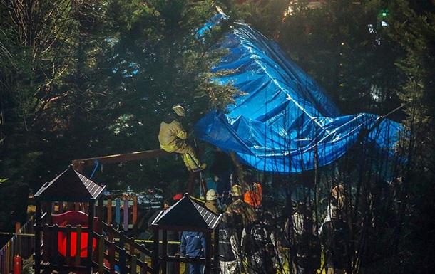 Катастрофа вертольота у Стамбулі: всі військові загинули