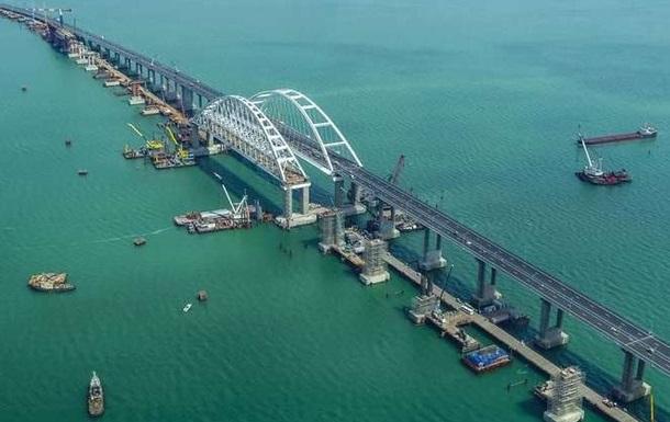 Россия строила Керченский мост с целью блокирования Азовского моря