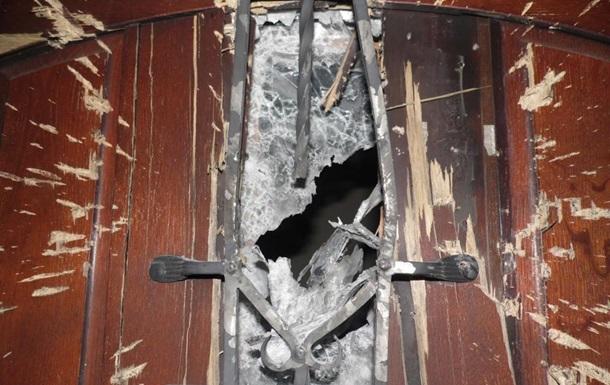 У Рівному стався вибух біля приватного будинку