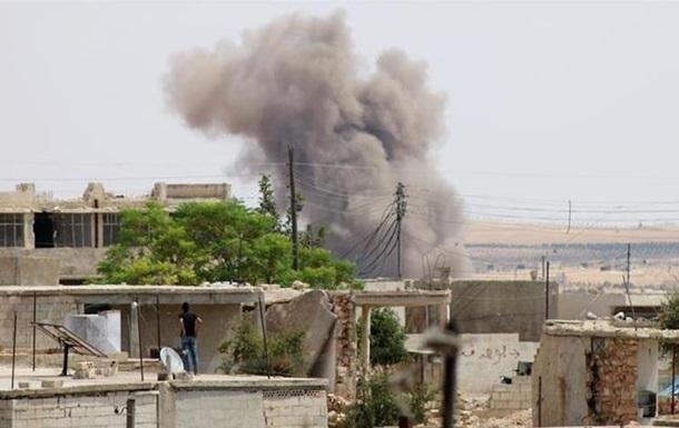 От авиаудара в Сирии погибли и пострадали 70 мирных жителей - СМИ