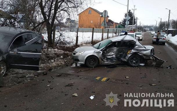 Гражданин Грузии устроил смертельное ДТП в Борисполе