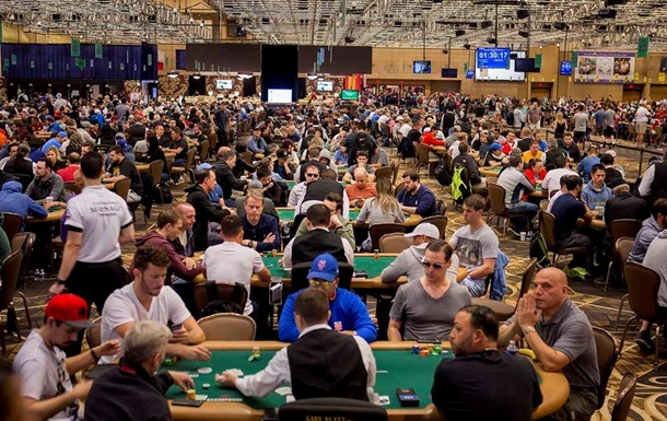 Случайный житель из Бридлингтона вошел в пятерку лучших игроков турнира WSOP