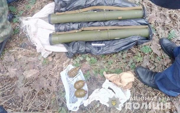 У Дніпрі знайшли боєприпаси в сміттєвих пакетах
