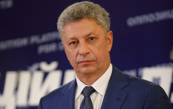 Бойко пообещал переговоры со всеми участниками конфликта на Донбассе