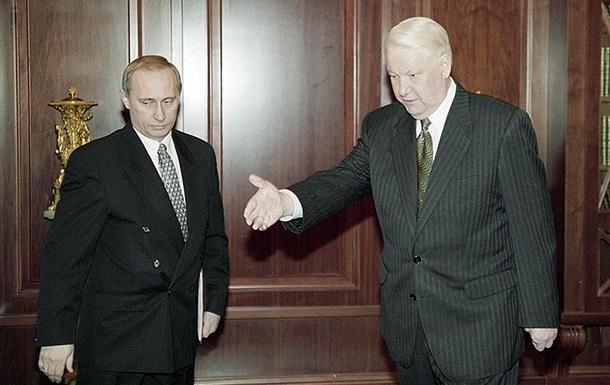 Осмысление истории: удастся ли Суркову отцепить Путина от Ельцина