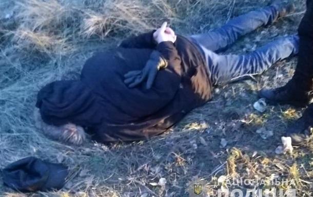 В Запорожской области с погоней задержали банду