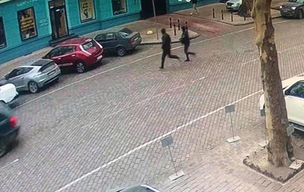 В Одессе грабители забежали в полицию, скрываясь с места преступления