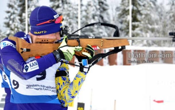 Украинский биатлонист завоевал бронзу на юношеском олимпийском фестивале