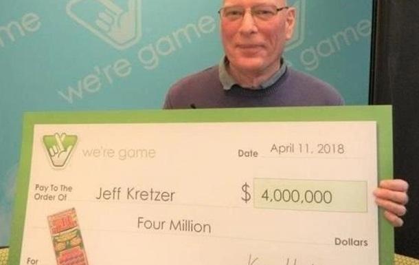 Англичанин стал обладателем 4 миллионов долларов играя в рулетку