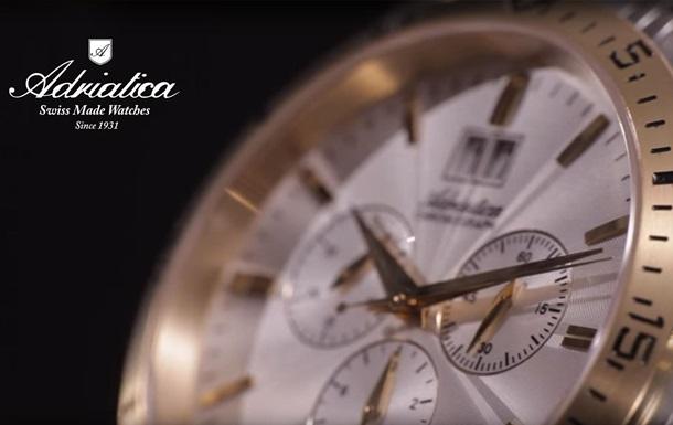 Adriatica - швейцарская легенда с изумительным качеством и безупречным стилем