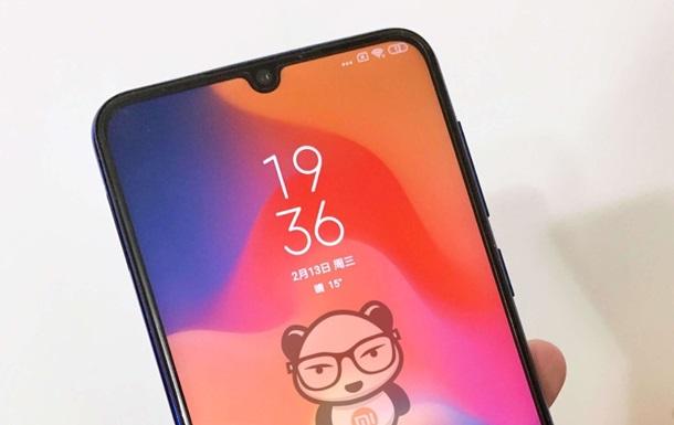 Xiaomi Mi 9: photo