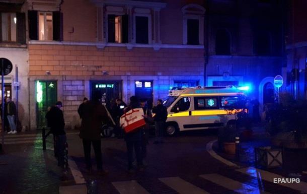 В Риме подрались футбольные фанаты: четверо раненых