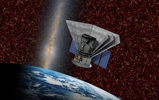 Новый телескоп NASA проникнет в прошлое Вселенной