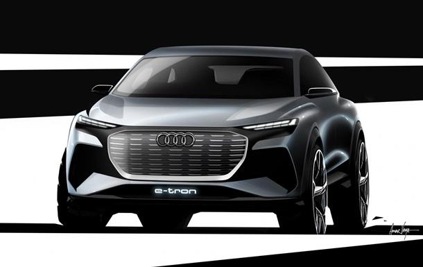 Audi Q4 e-tron: фото