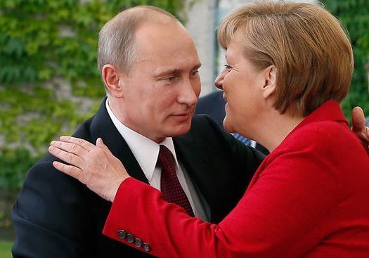 Меркель – ворог вільного світу, вільної Європи, США, НАТО та України