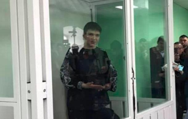 Приговор Савченко и Рубану вынесут присяжные
