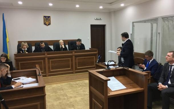 Суд заарештував майже $300 тисяч Насірова в Британії
