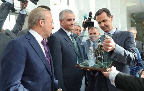 Президент Сирии приедет на форум в Крым