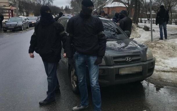 У Харкові затримали банду кавказців-рекетирів