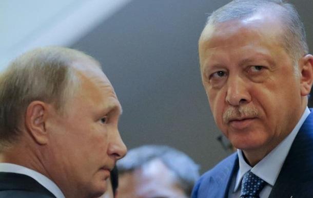 Почему Эрдоган заставил ждать Путина