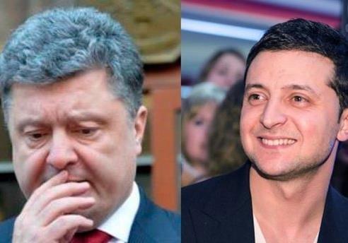 Ученик Зеленский превзошёл учителя Порошенко