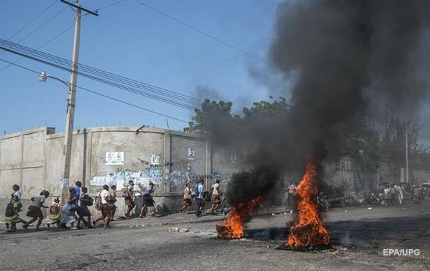 В беспорядках на Гаити погибло семь человек
