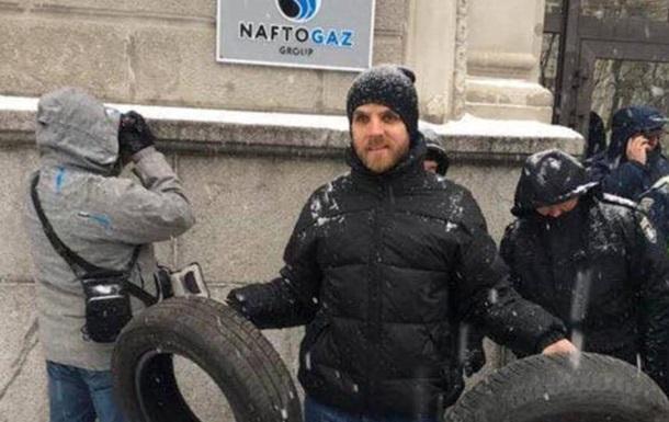 В Киеве расстреляли активиста – нардеп