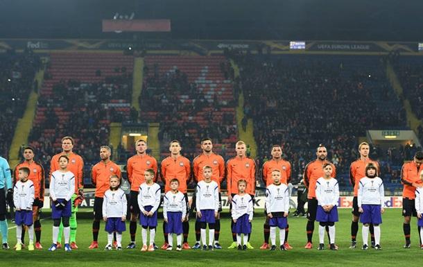 Игроки Динамо и Шахтера не попали в сборную недели в Лиге Европы