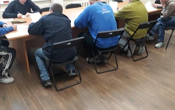 В Польше задержали пять строителей из Украины