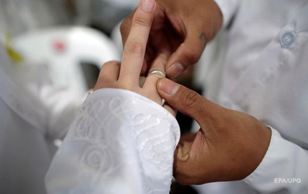 В Минюсте рассказали, сколько пар поженились в День влюбленных
