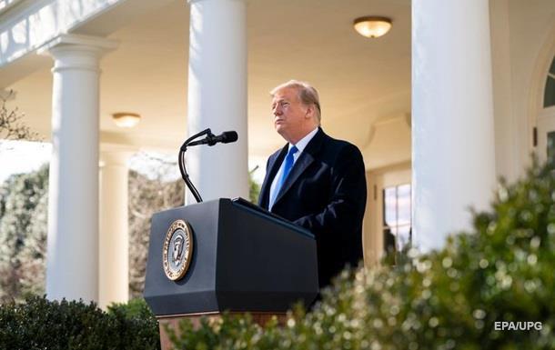 Трамп введет режим ЧП на южной границе США