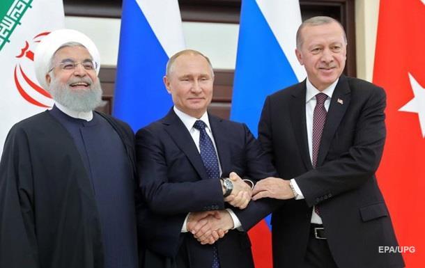 Как перед Первой мировой. Борьба за Ближний Восток