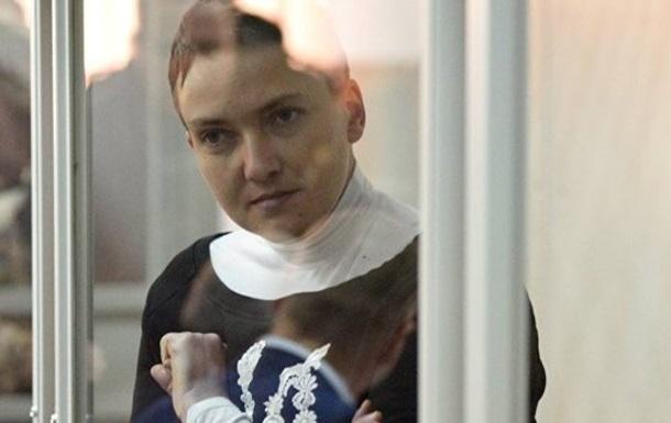 Арест Савченко продлили на два месяца
