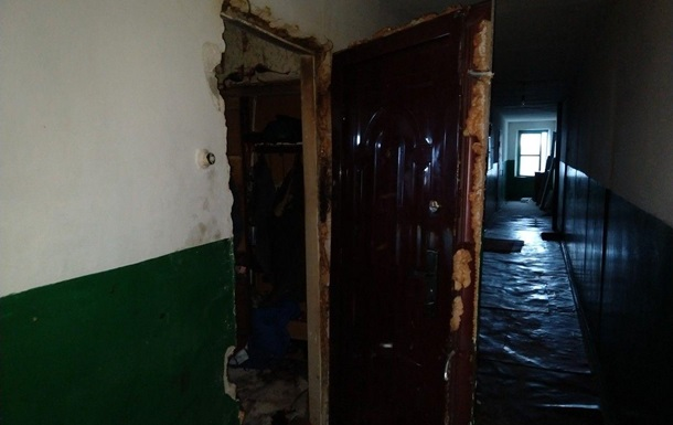 В Донецкой области произошел взрыв в пятиэтажке
