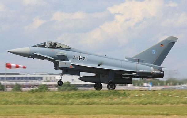 В небе над Эстонией стартуют учения истребителей НАТО