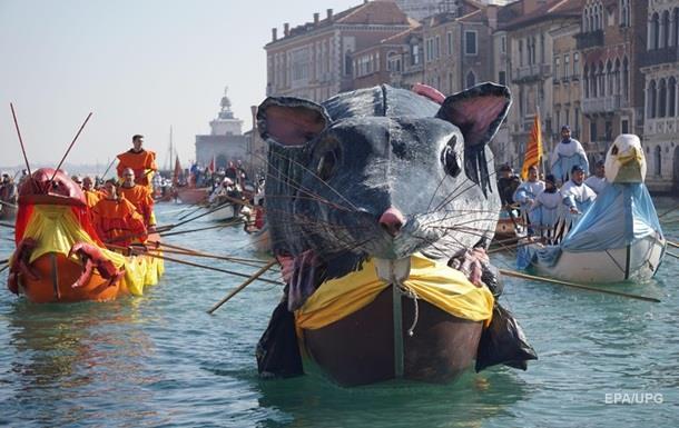 Карнавал в Венеции: фото