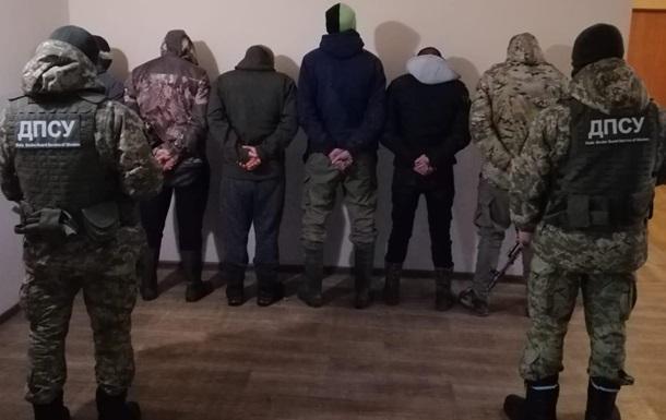 На Буковині прикордонники зі стріляниною затримали групу порушників