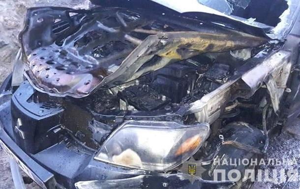В Ірпені підпалили автомобіль депутата міськради