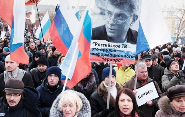 Марш Немцова. Накануне