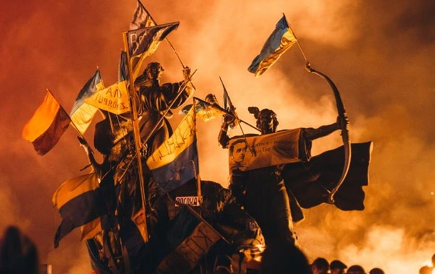 Майдан: пять років потому