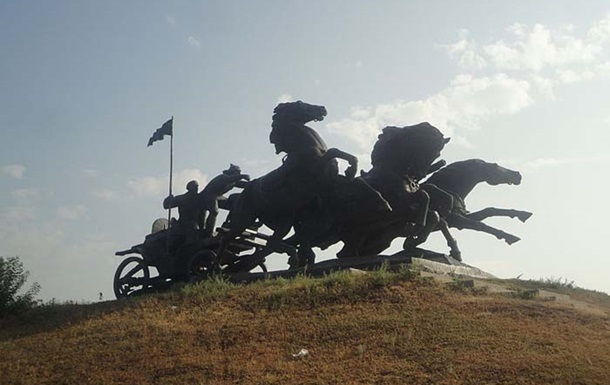 Пам ятник історії Херсонської області ріжуть на метал - ЗМІ
