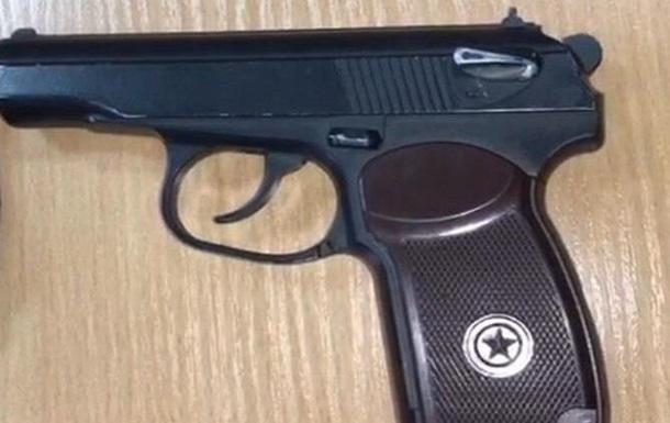 В Одессе водитель открыл стрельбу на дороге